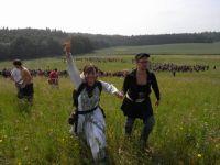 G8-Proteste: Mehr als 10.000 blockieren Heiligendamm