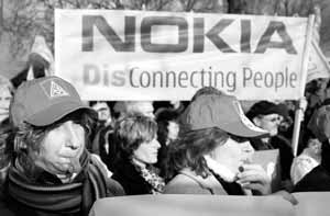 NOKIA - DisConnecting People