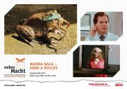 MANDA BALA - SEND A BULLET | Samstag 05.09.2009 19:00 Ottilie-Schoenewald-Weiterbildungskolleg