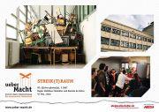 STREIK(T)RAUM | Mittwoch 09.09.2009 19:00 Ottilie-Schoenewald-Weiterbildungskolleg